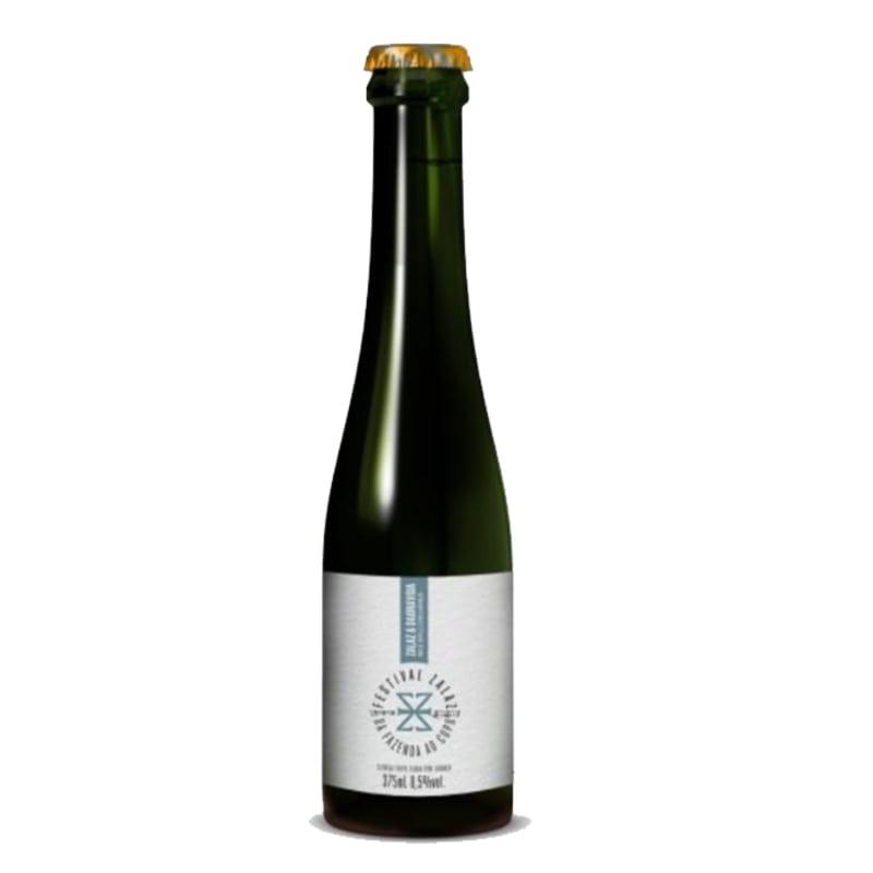 Cerveja Zalaz e Daoravida Wild Tripel 375 ml