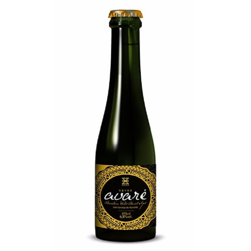 Cerveja Zalaz Ybyrá Avaré 375 ml