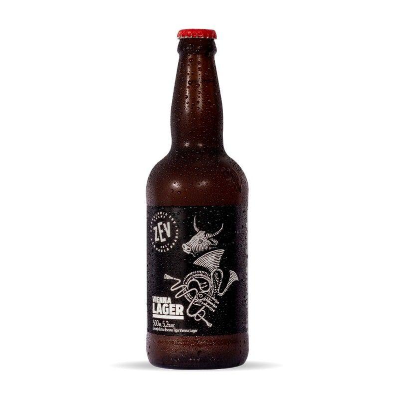Cerveja Zev Vienna Lager 500 ml