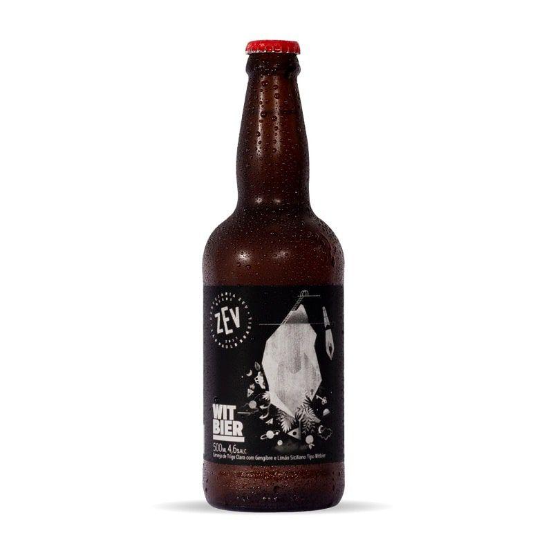 Cerveja Zev Witbier 500 ml