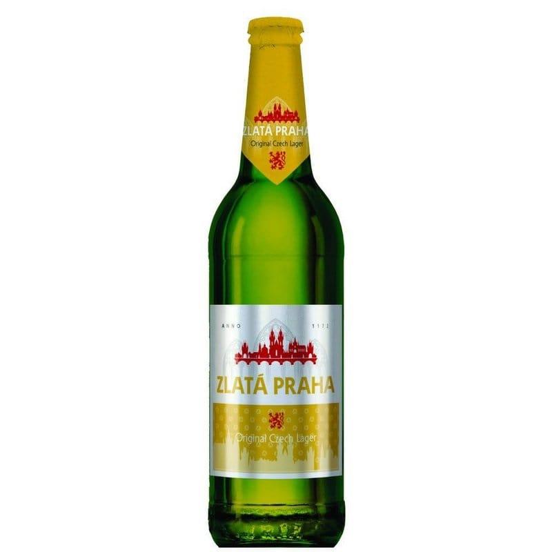 Cerveja Zlata Praha 500 ml