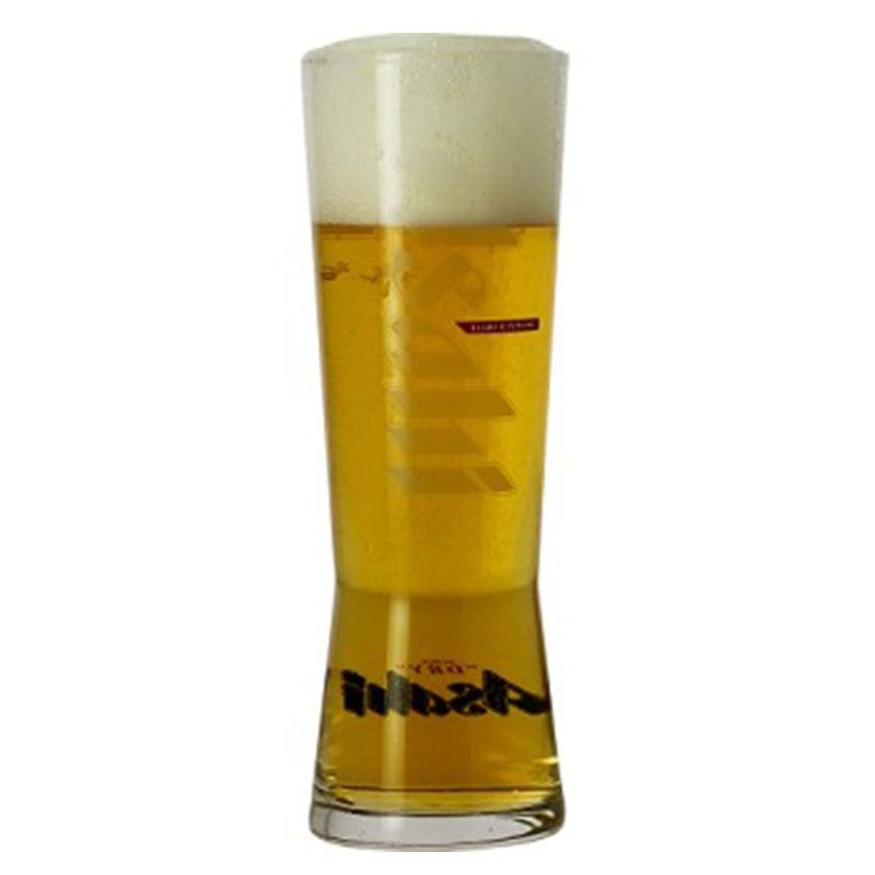 Copo da Cerveja Japonesa Asahi