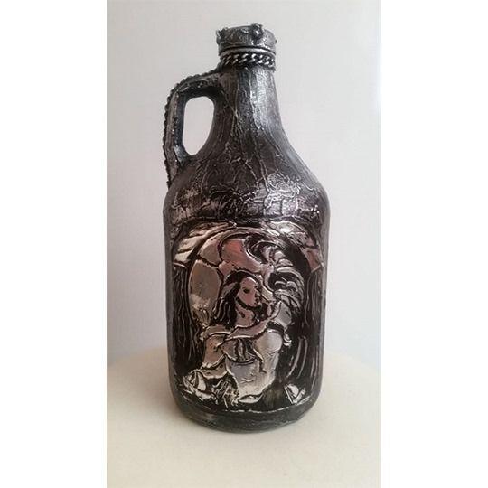 Growler de 2 litros Deuses da Cerveja - Aegir