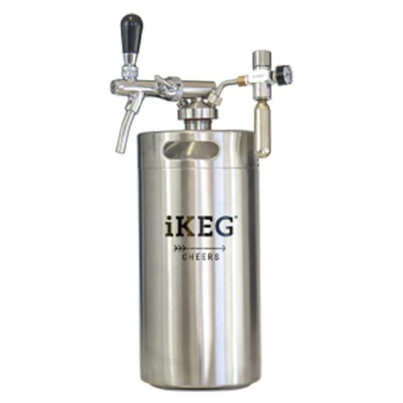 iKEG completo de 10 litros com Torneira Italiana
