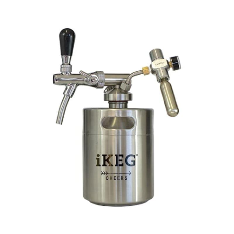 iKEG completo de 2 litros com Torneira Italiana