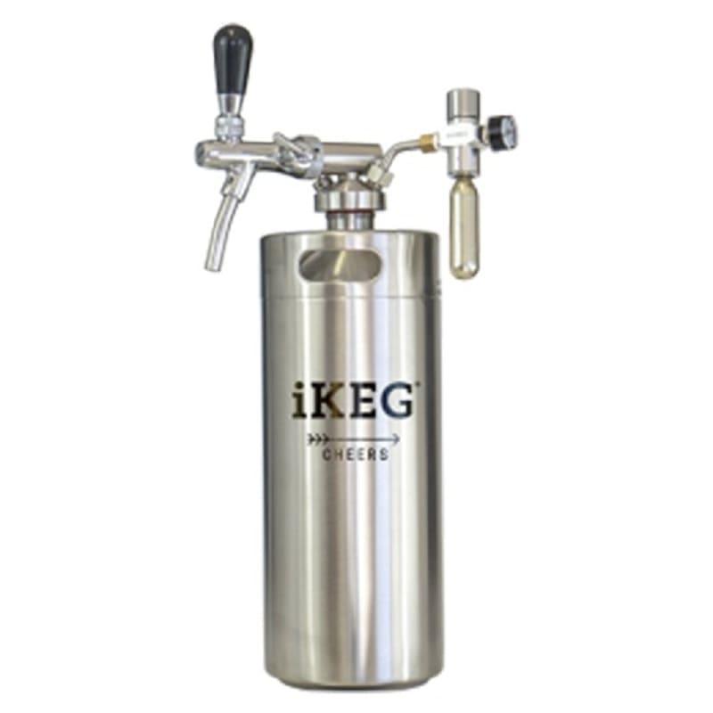 iKEG completo de 4 litros com Torneira Italiana