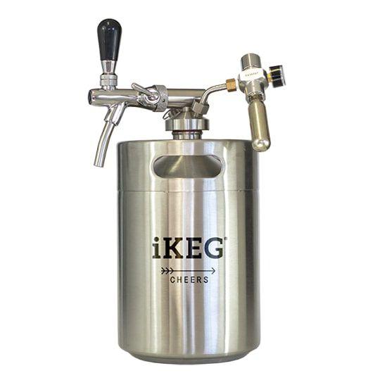 iKEG completo de 5 litros com Torneira Italiana