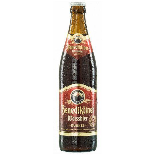 Kit Benediktiner contendo 4 Cervejas com Copo Gratuito