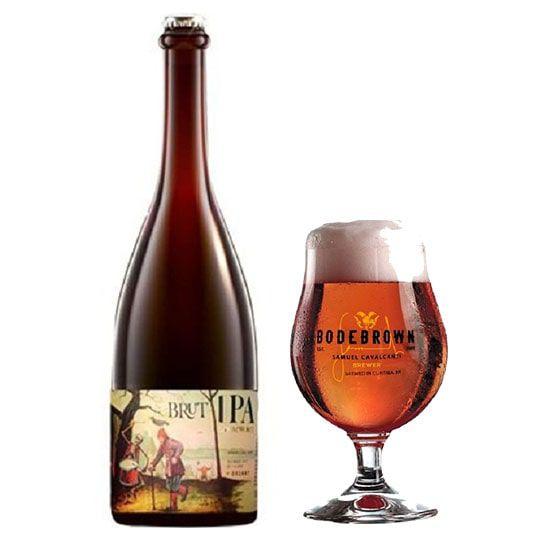 Kit de Cerveja Bodebrown Sorachi Ace com Taça 330 ml