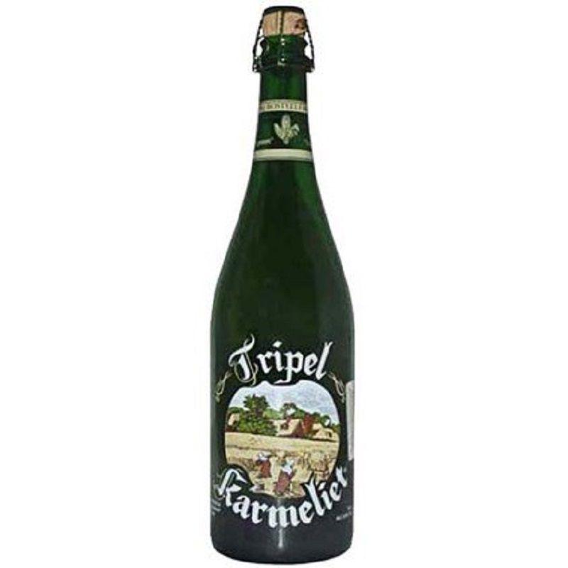 Kit de Cerveja Tripel Karmeliet 750 ml com Taça 200 ml