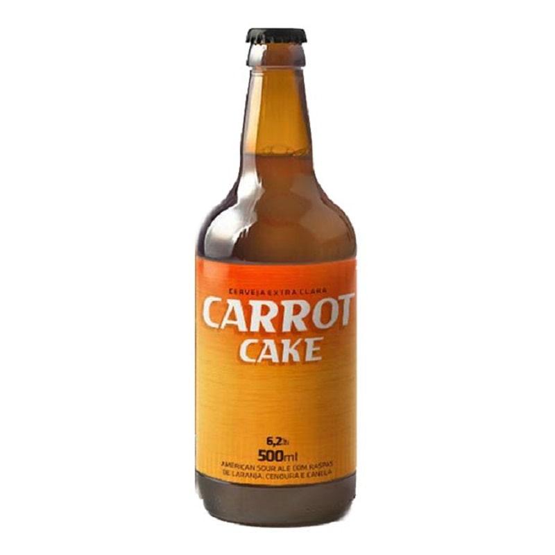 Kit de Cervejas 5 Elementos Carrot Cake Com Taça Jenlan
