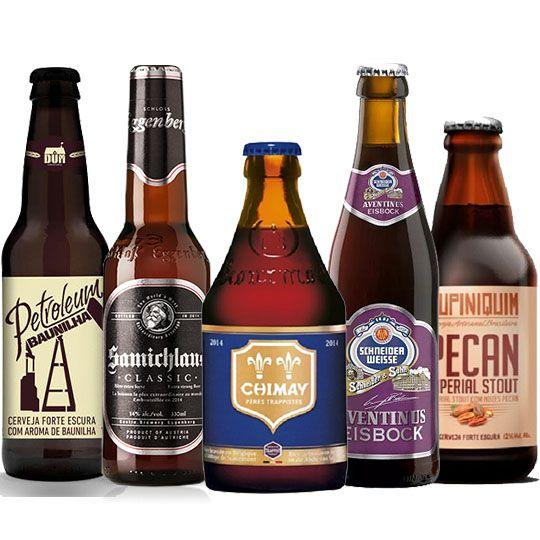 Kit de Cervejas Apaixonados por Cerveja de Maio