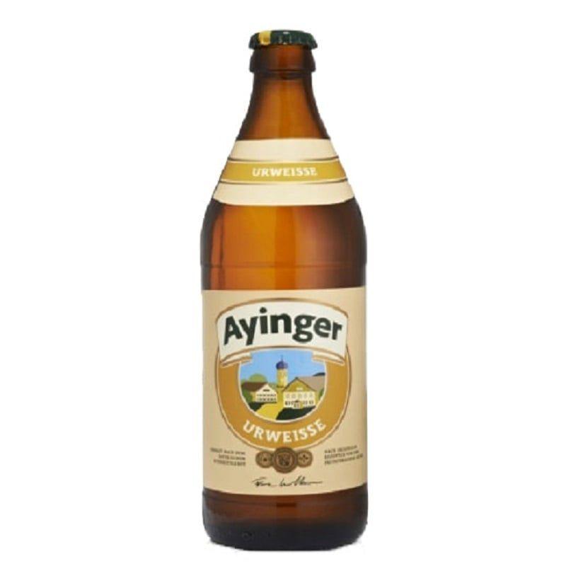 Kit de Cervejas Ayinger com Caneca Hallertau 500 ml