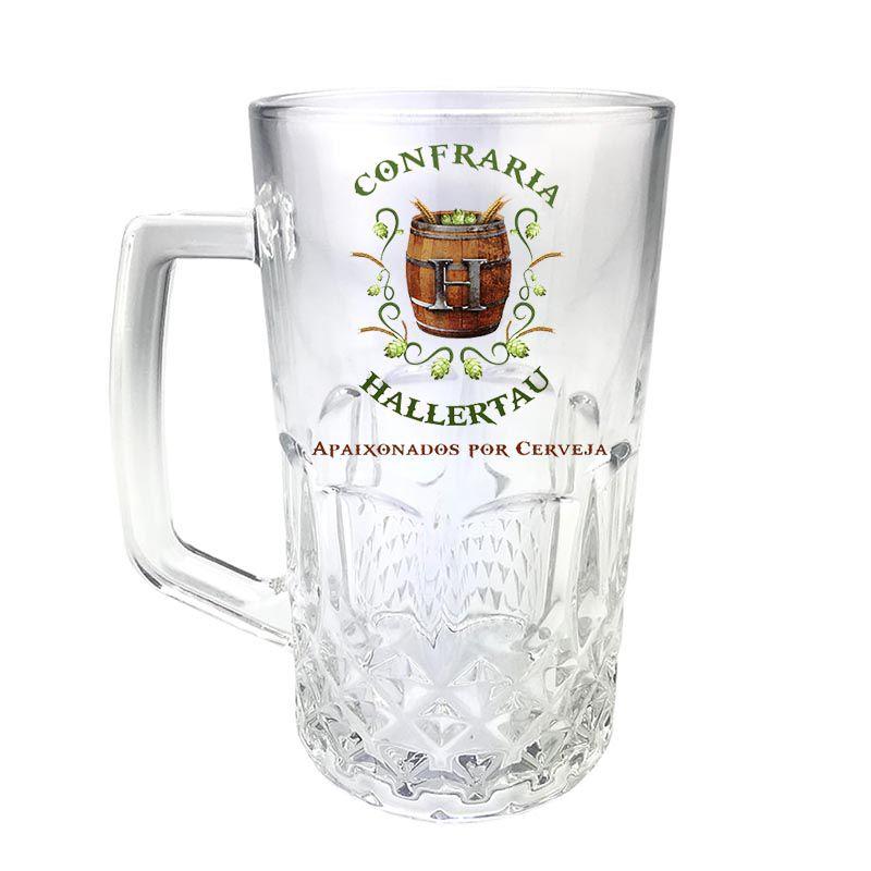 Kit de Cervejas Ayinger e Memminger com Caneca Hallertau 500 ml