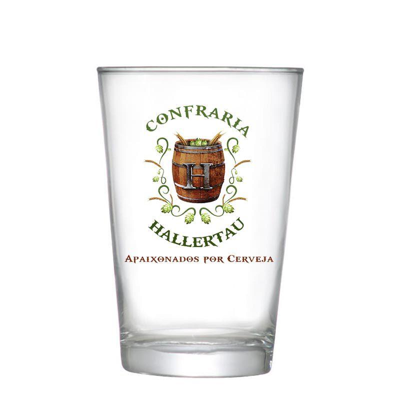 Kit de Cervejas Barco Viuva Negra com Copo Caldereta Hallertau