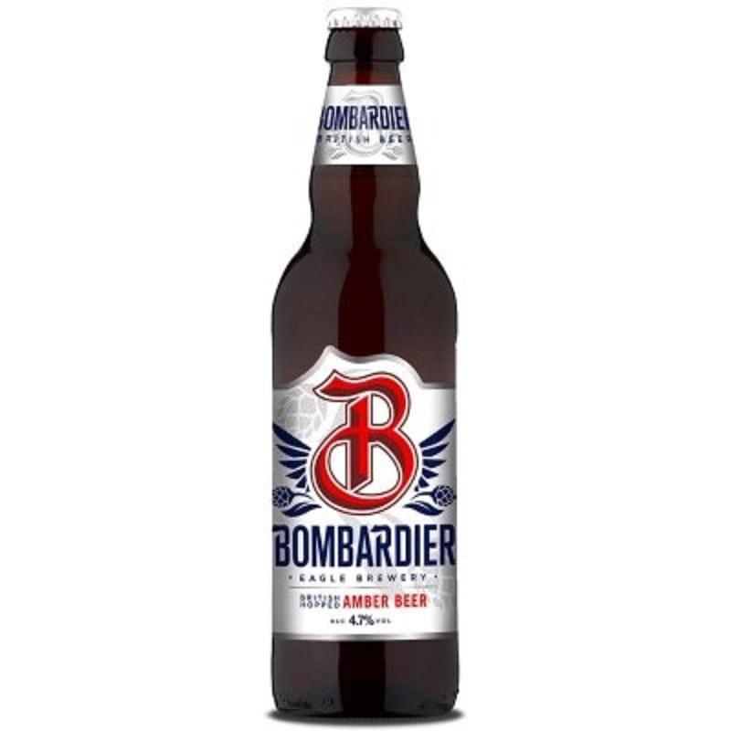 Kit de Cervejas Bombardier Com Taça Jenlan 250 ml