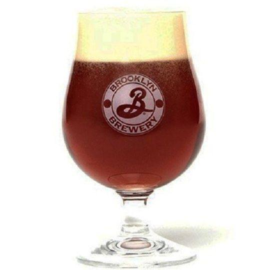 Kit de Cervejas Brooklyn Misto com Taça 330 ml