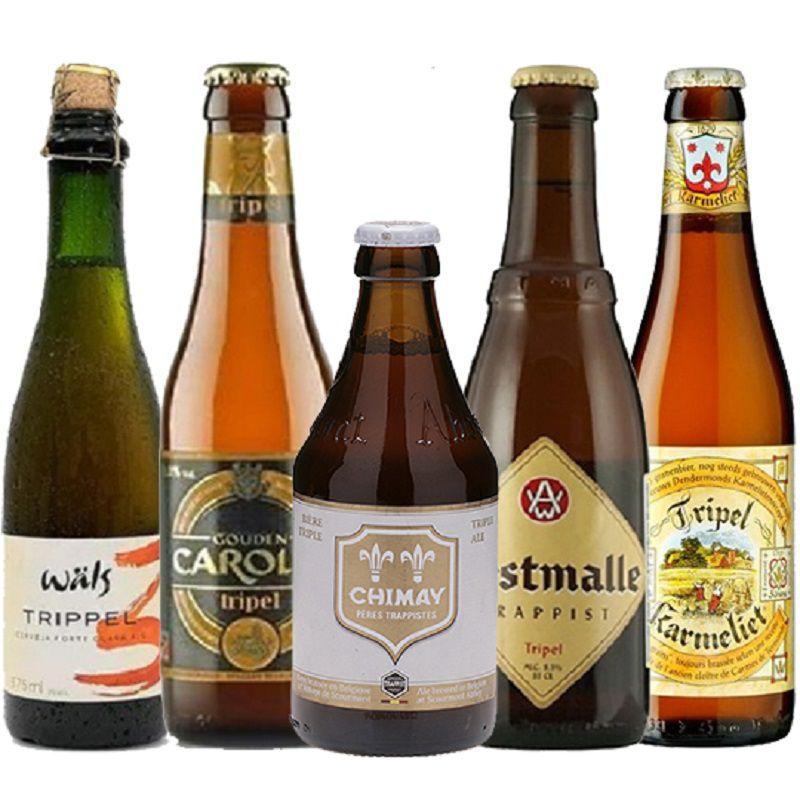 Kit de Cervejas do Estilo Belgian Tripel