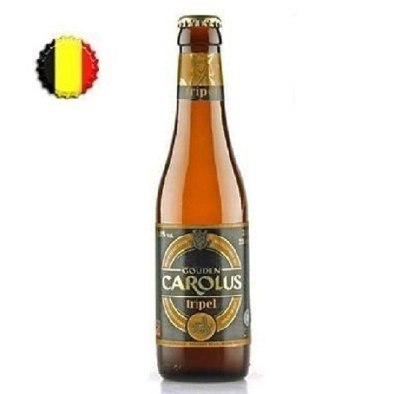 Kit de Cervejas do Estilo Belgian Tripel com Taça Hallertau 400 ml