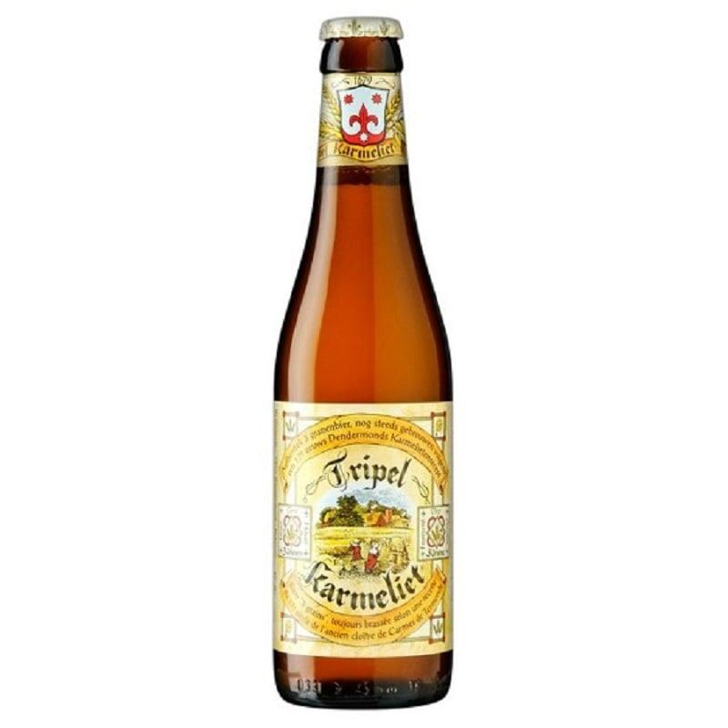 Kit de Cervejas do Estilo Belgian Tripel contendo 5 Rótulos