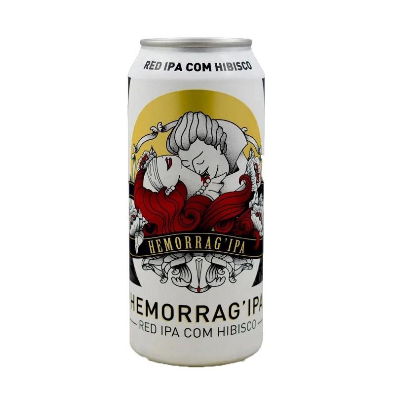 Kit de Cervejas Doktor Brau Hemorragipa com copo Bamberg