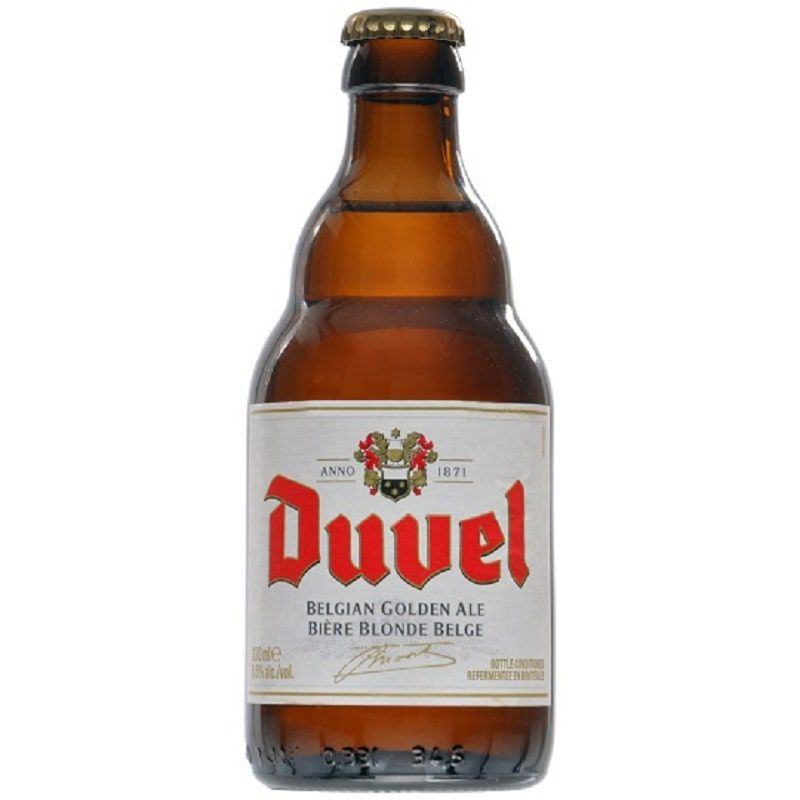 Kit de Cervejas Duvel com Squeeze Gratuito