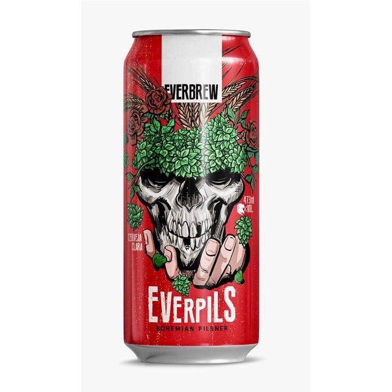 Kit de Cervejas Everbrew contendo 4 Rótulos