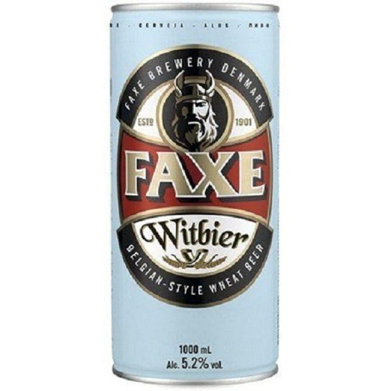 Kit de Cervejas Faxe Witbier com Caneca Exclusiva Gratuita