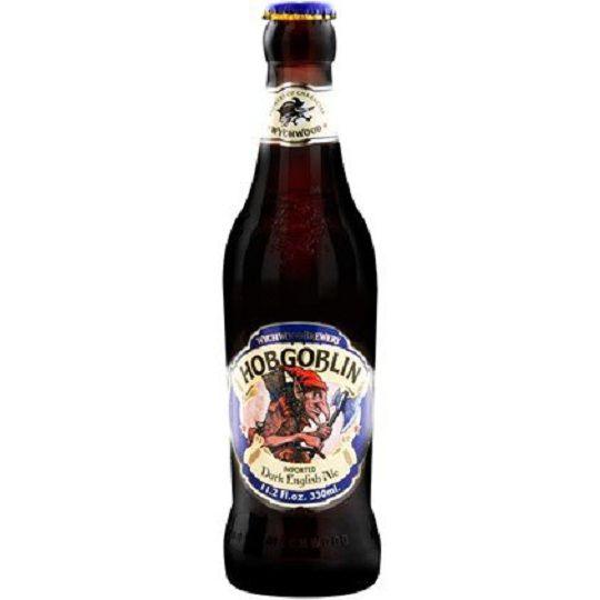 Kit de Cervejas Hobgoblin 330 ml com Copo Gratuito