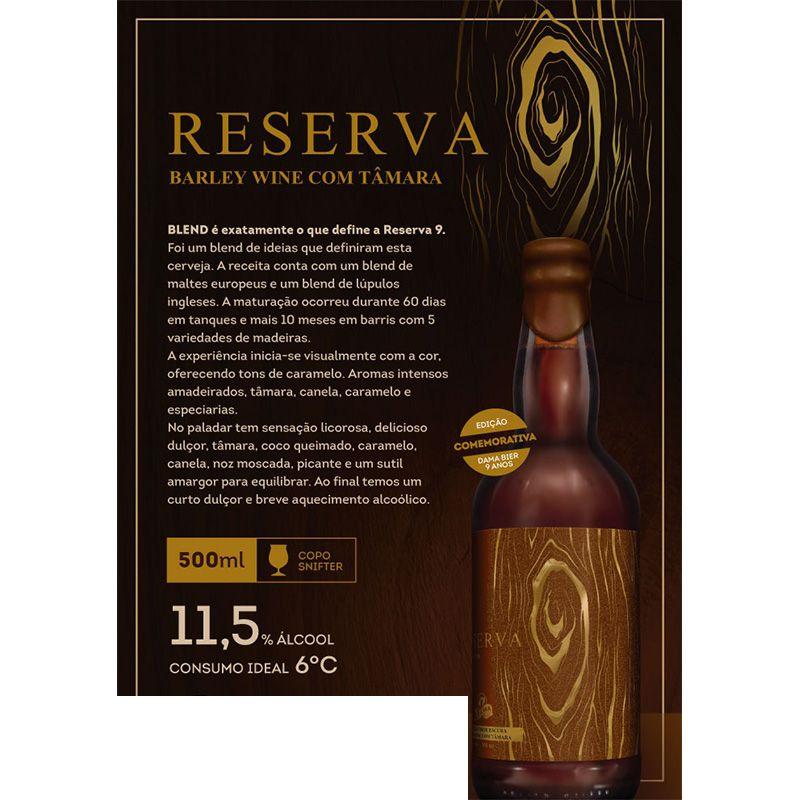 Kit de Cervejas Nacionais contendo 10 Rótulos
