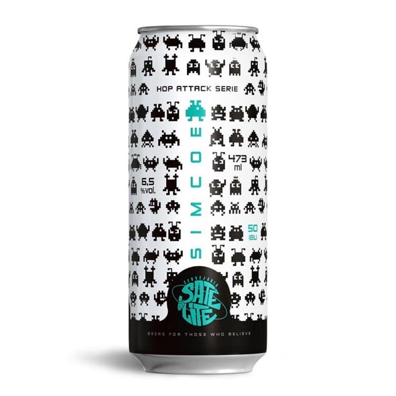 Kit de Cervejas New England Ipa contendo 5 Rótulos