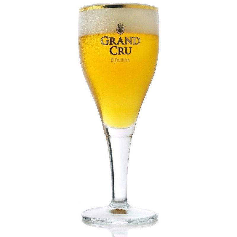 Kit de Cervejas St Feuillien Misto com Taça Grand Cru