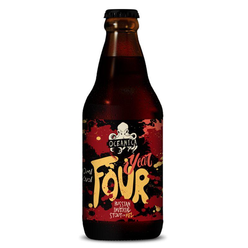 Kit de Cervejas Stout com Copo da Confraria Hallertau