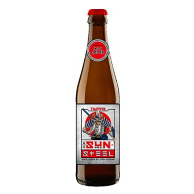Kit de Cervejas Trooper Iron Maiden com Growler Preto