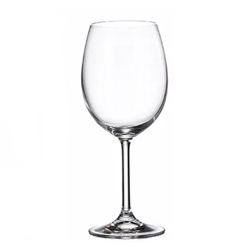 Kit de Vinhos com Taça de Cristal 580 ml - Clube de Assinaturas 2
