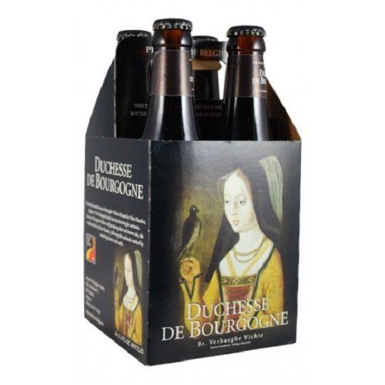 Kit Duchesse de Bourgogne contendo 4 Cervejas
