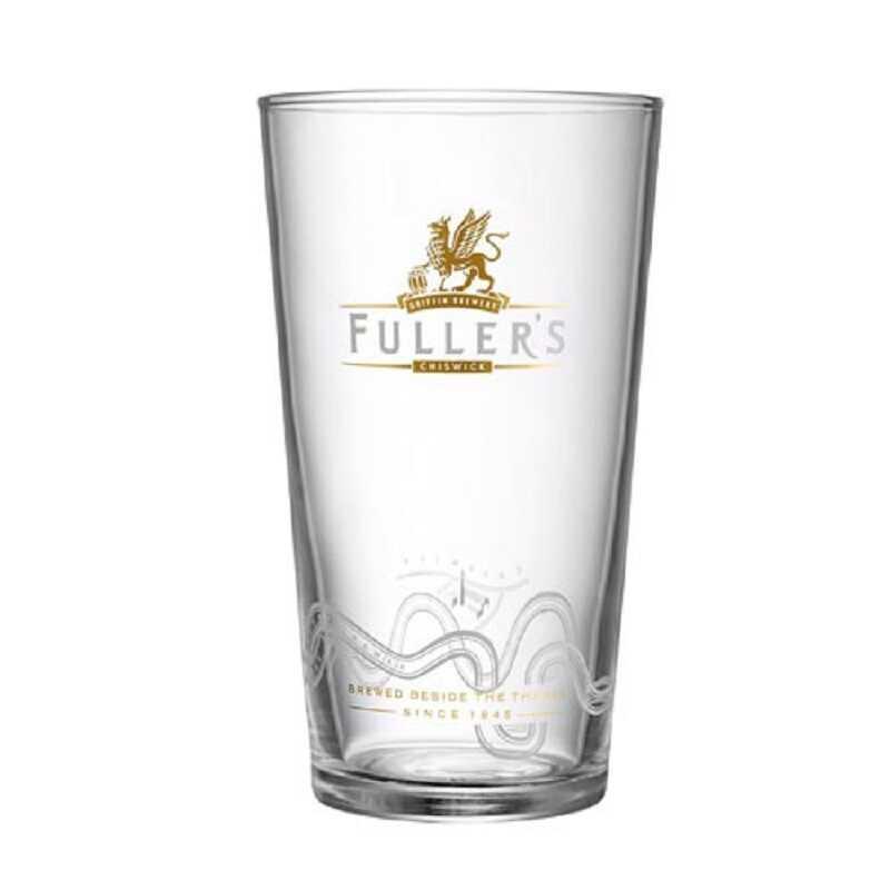 Kit Fuller's com Cerveja London Porter e Copo de 568 ml