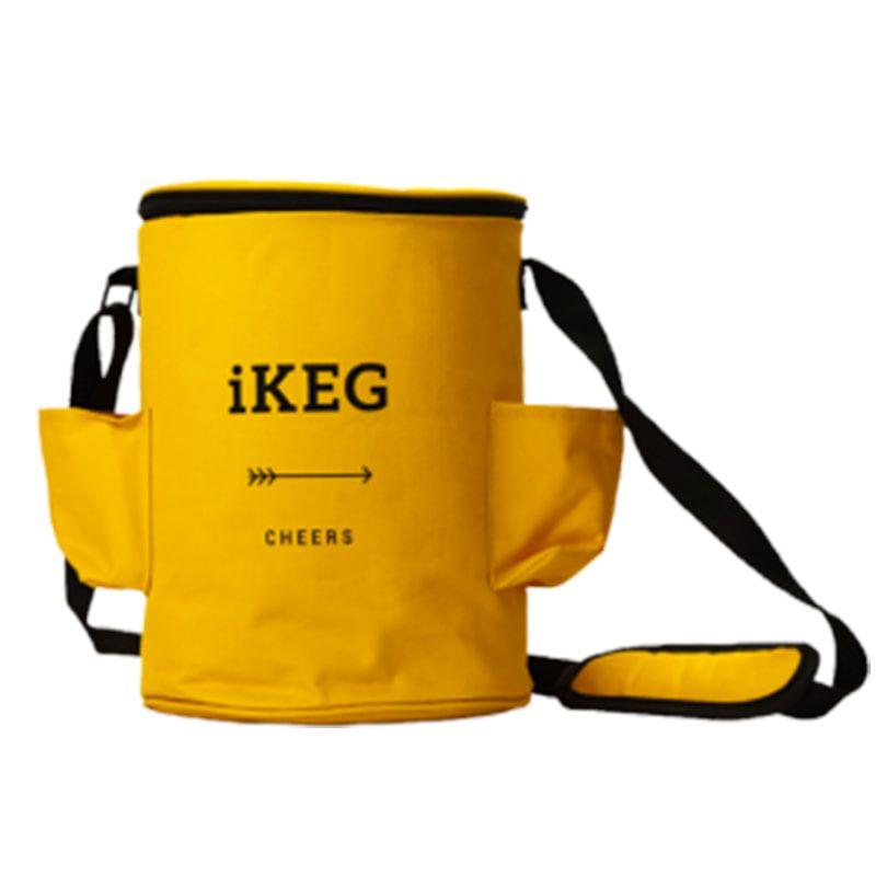 Kit Ikeg 5 Litros com Torneira de Plástico e Bolsa Térmica