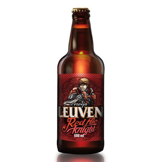 Kit Leuven contendo 3 Cervejas