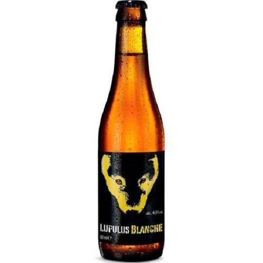 Kit Lupulus Blanche 2 Cervejas com Taça