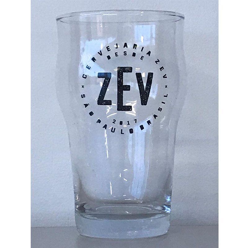 Kit Zev New England Ipa com Copo Pint 473 ml