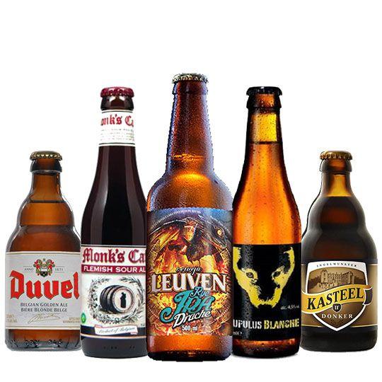 Seleção Hallertau de Cervejas de Julho