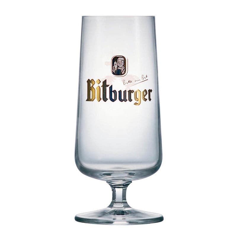 Taça Bitburger 250 ml