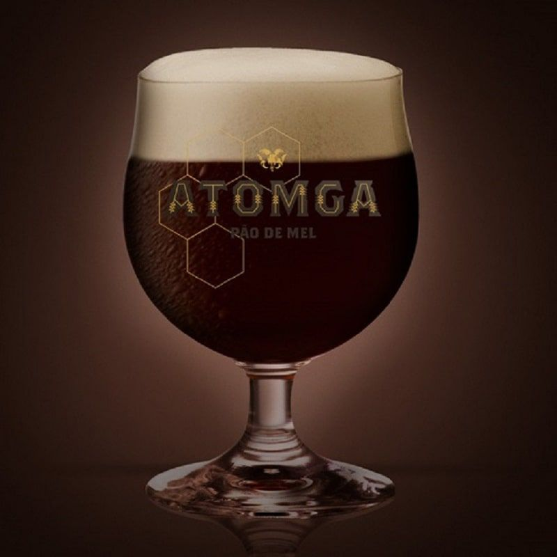 Taça Bodebrown Atomga Pão de Mel 215 ml