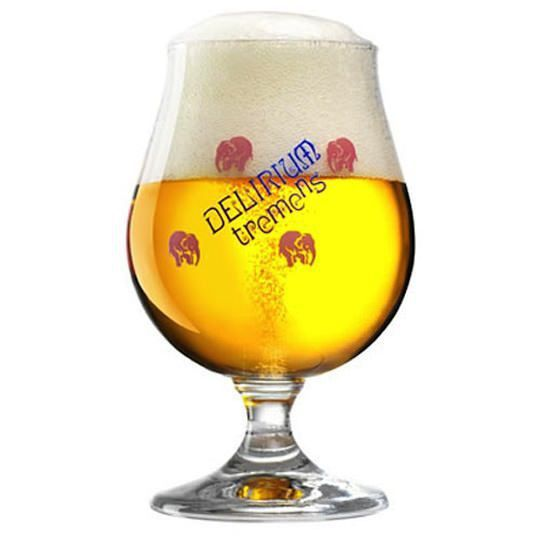Taça Delirium Tremens 330 ml