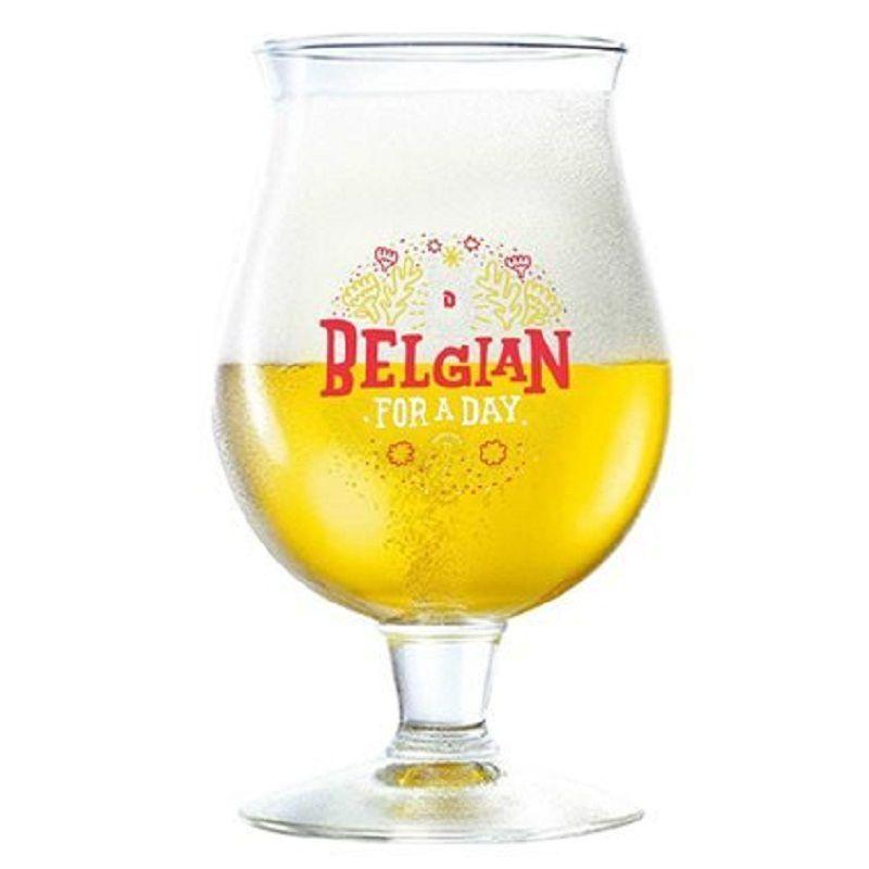 Taça Duvel Belgian For a Day 330 ml