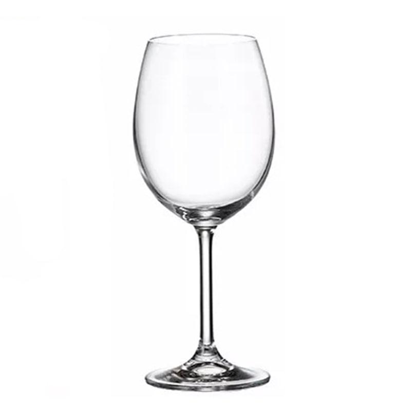 Taça para Vinhos Crystalite Bohemia 580 ml