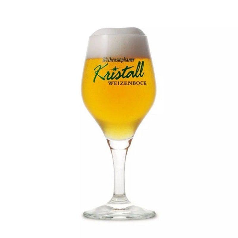 Taça Weihenstephaner Kristall Weizenbock 330 ml