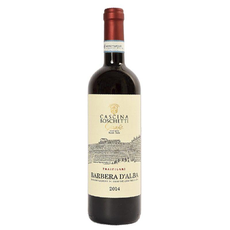 Vinho Barbera d'Alba d.o.c. Traifilari 750 ml