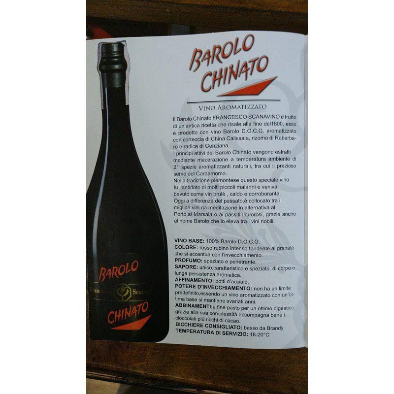Vinho Barolo Chinato 750 ml